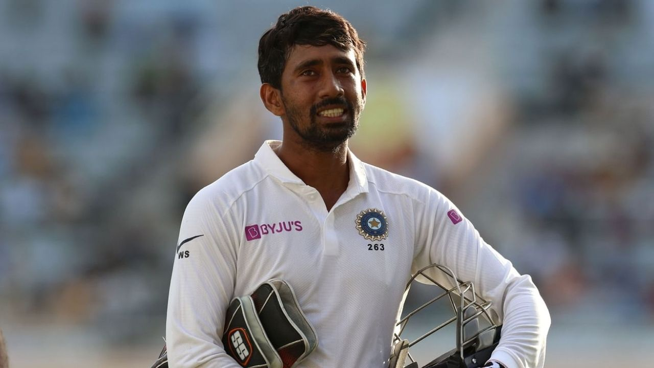 Wriddhiman Saha COVID update: When will Saha join Indian team for WTC Final 2021 in England?