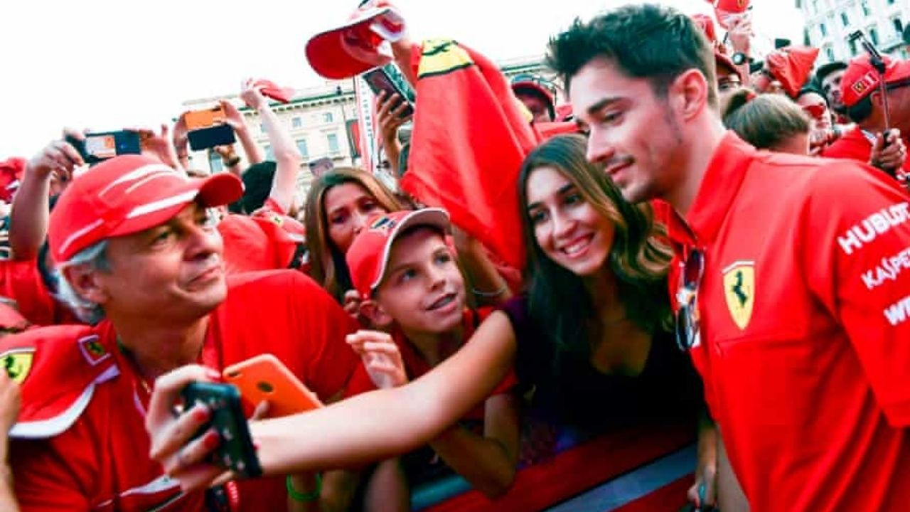 """""""The Charles Leclerc Grandstand means a lot to me"""" - Ferrari star eager to see fans at the Monaco Grand Prix"""