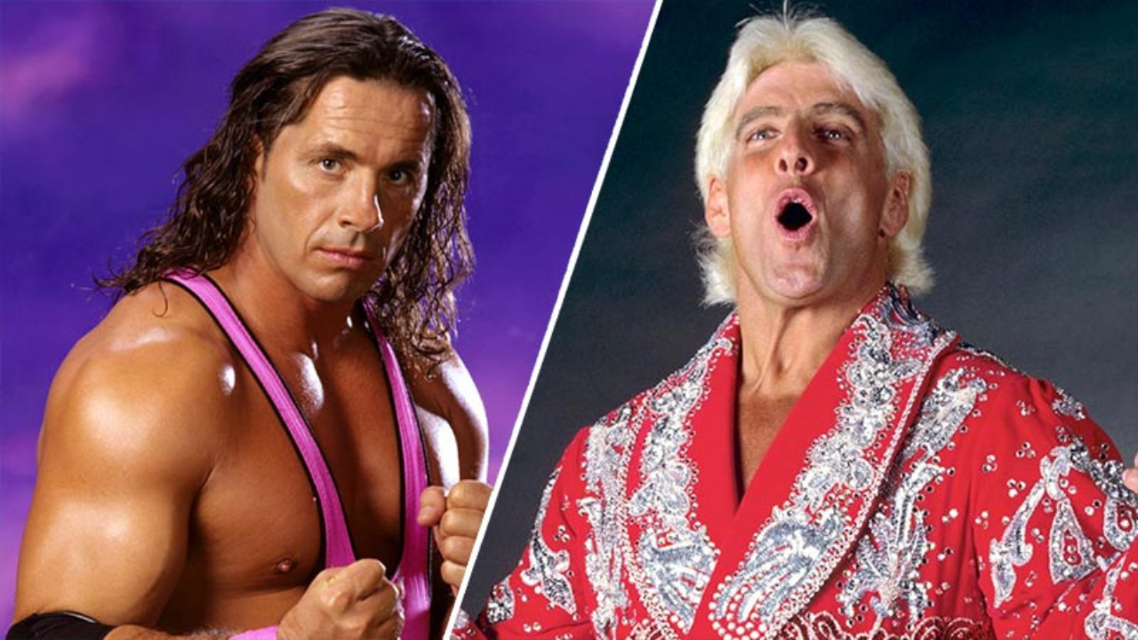 Bret Hart responds to Ric Flair calling him 'bitter' and 'lonely'