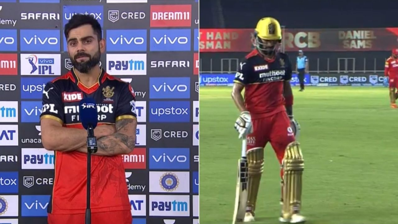 Virat Kohli defends Rajat Patidar batting at Number 3 ahead of Glenn Maxwell and AB de Villiers for RCB in IPL 2021