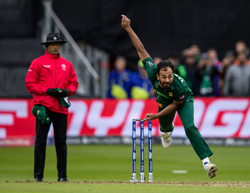 """""""Bowling attacks in PSL are best"""": Wahab Riaz compares bowling attacks in IPL and PSL"""