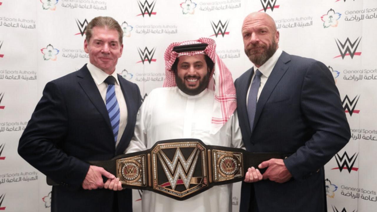 Will the WWE resume their Saudi Arabia shows