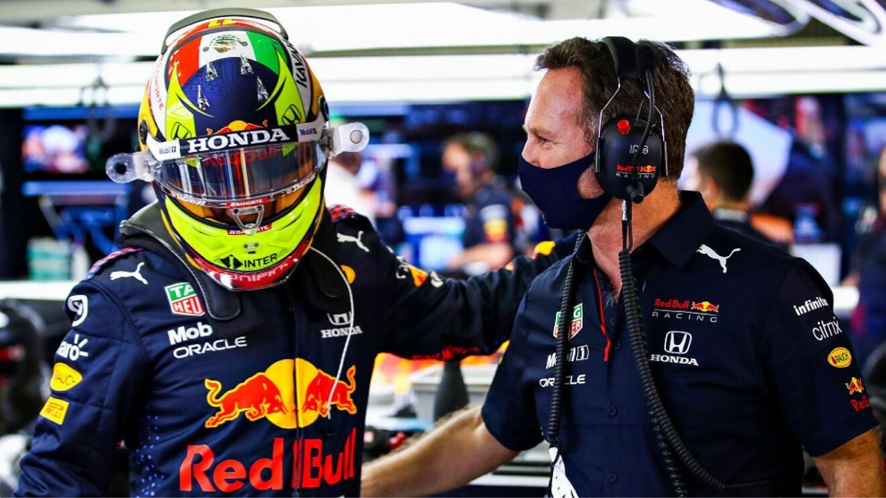 """""""I don't feel at home in the car""""– Sergio Perez on his Red Bull struggles"""