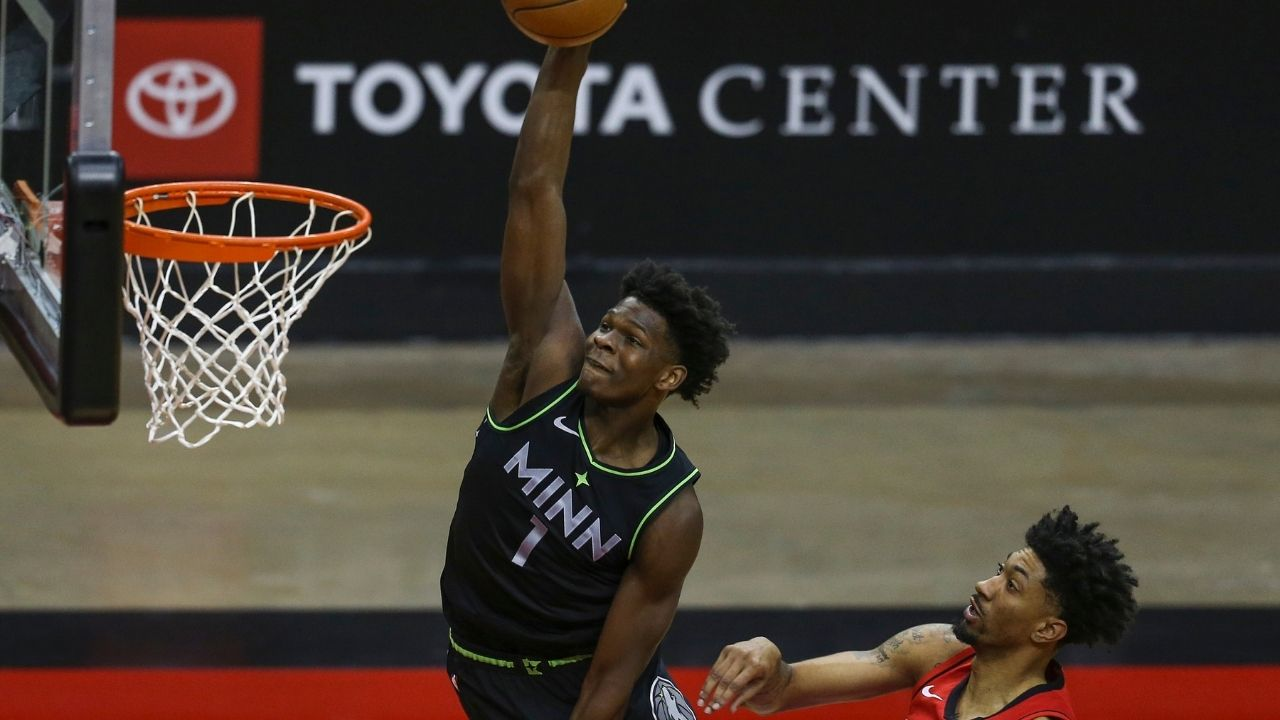 """""""Anthony Edwards surpasses LeBron James and Kevin Durant"""": Timberwolves rookie posts 42 points in loss to Ja Morant and co"""