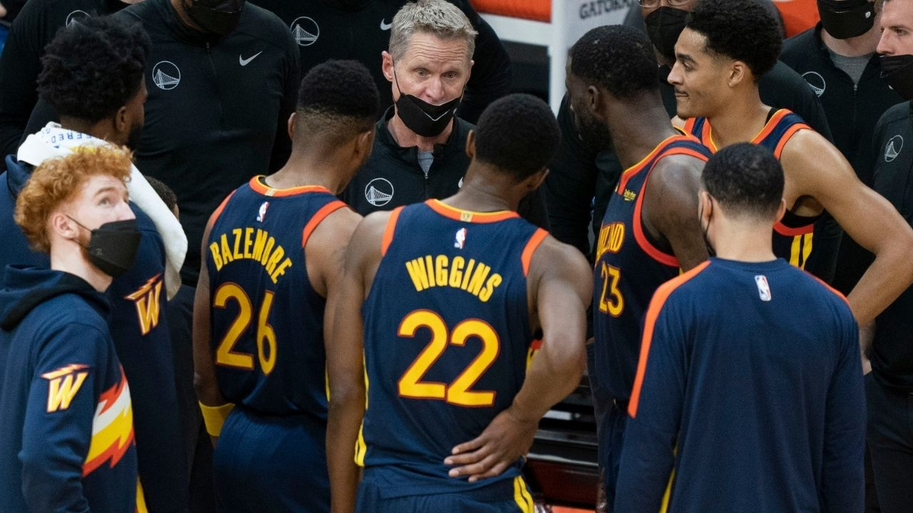 """""""This season was actually a success for us"""": Steve Kerr reveals why he deems Warriors 2020-2021 campaign as a """"success"""" despite not making it into the playoffs"""