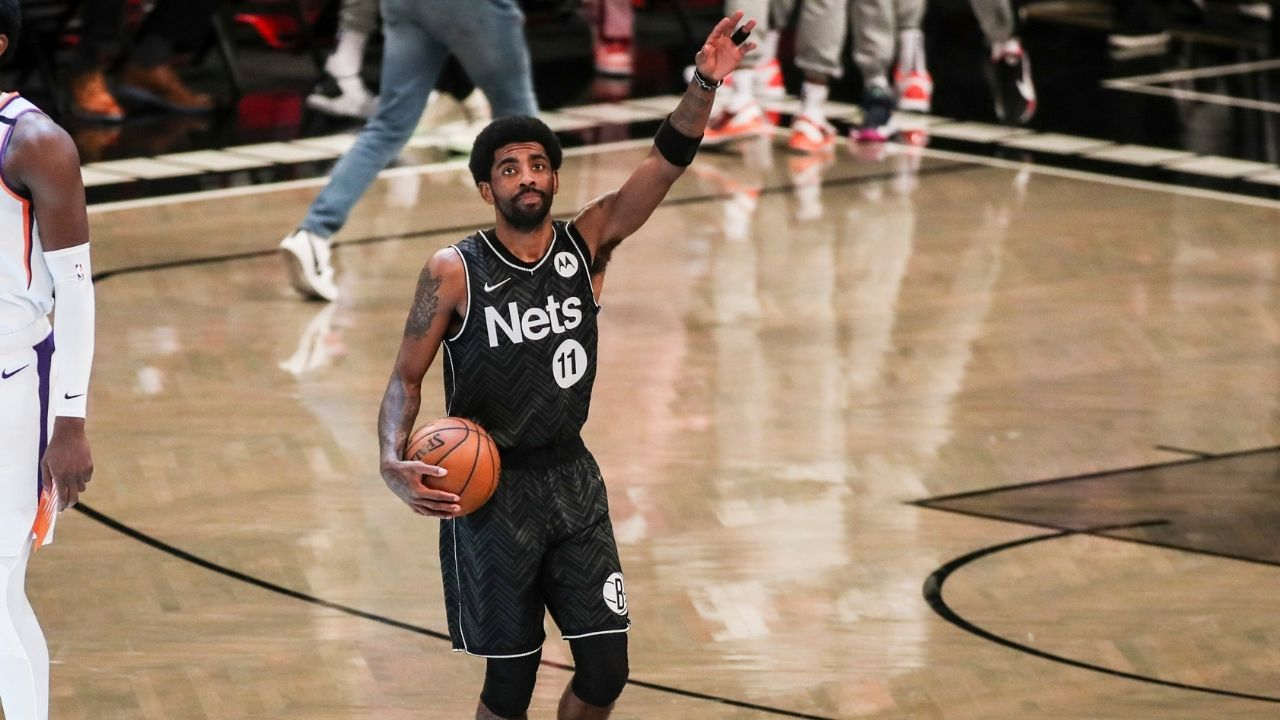 """""""Hope we can keep it to only basketball"""": Nets star Kyrie Irving requests Celtics fans to avoid any kind of 'belligerence' or 'subtle racism'"""