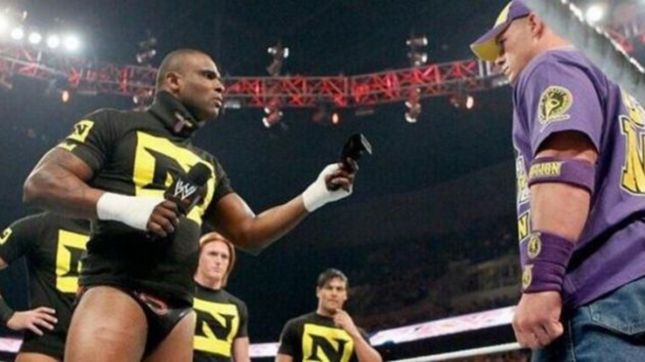 Former Nexus Member says John Cena buried him once he got to the main roster