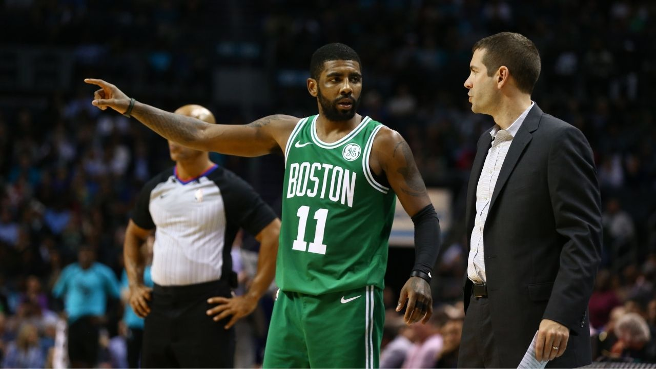 """""""Kyrie Irving was scapegoated, Brad Stevens is at fault"""": Jay Williams controversially blames Celtics' head coach for their struggles this year"""