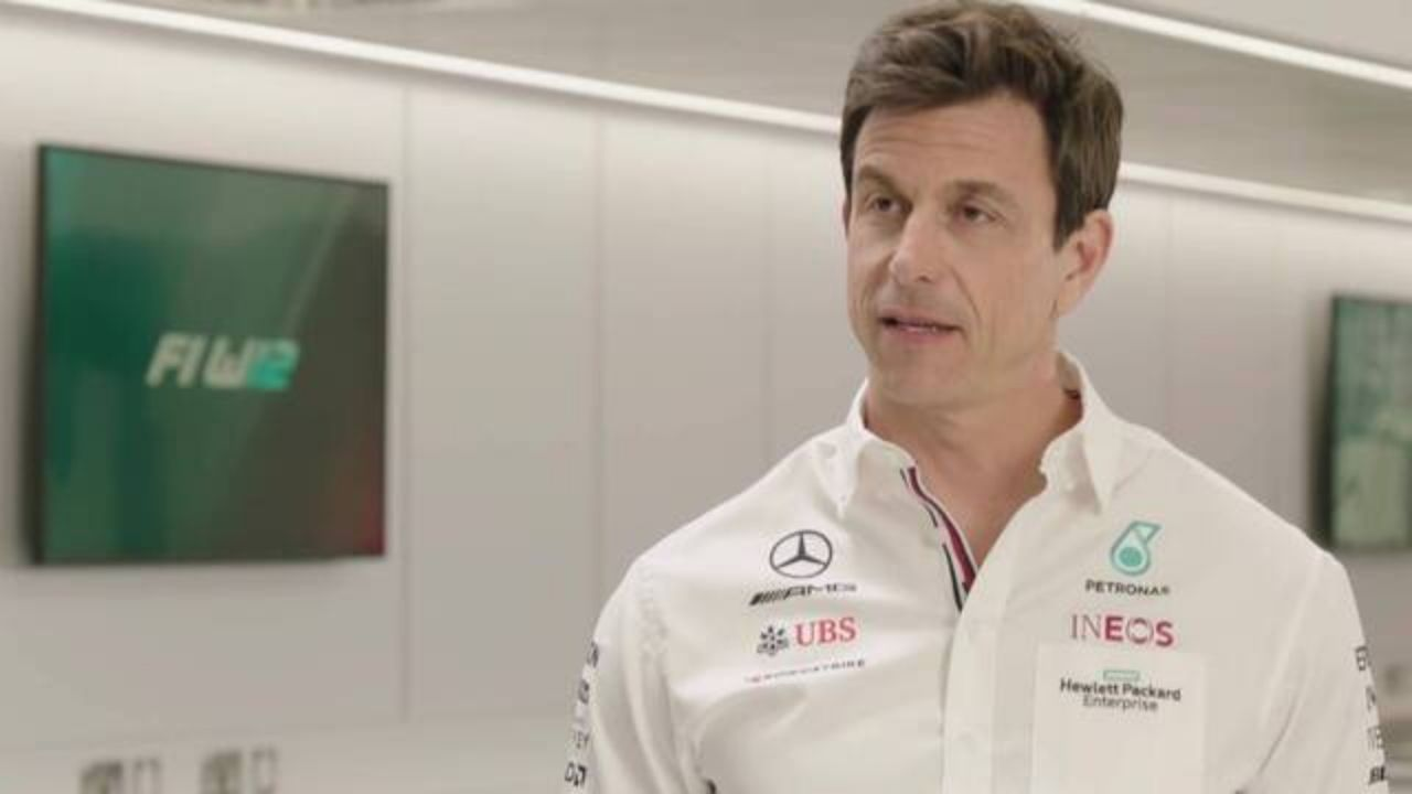 """""""You can't slow us down""""– Toto Wolff expects Mercedes dominance in 2022"""
