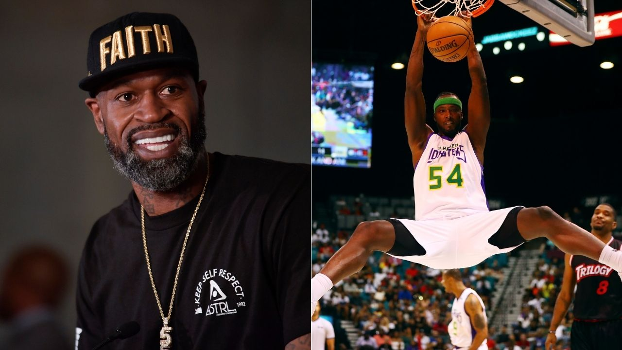 """""""Stephen Jackson, you're a fake BLM activist"""": Kwame Brown fires back at Gilbert Arenas and 'All the Smoke' podcasters for comments on his play"""