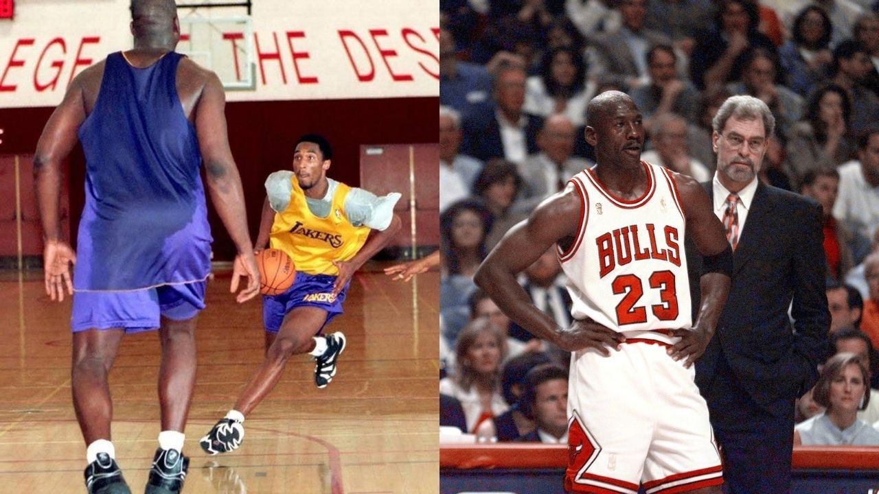 """""""Kobe Bryant tried to duplicate Michael Jordan"""": Former Knicks star claims that the Lakers legend wanted to surpass the 'GOAT'"""