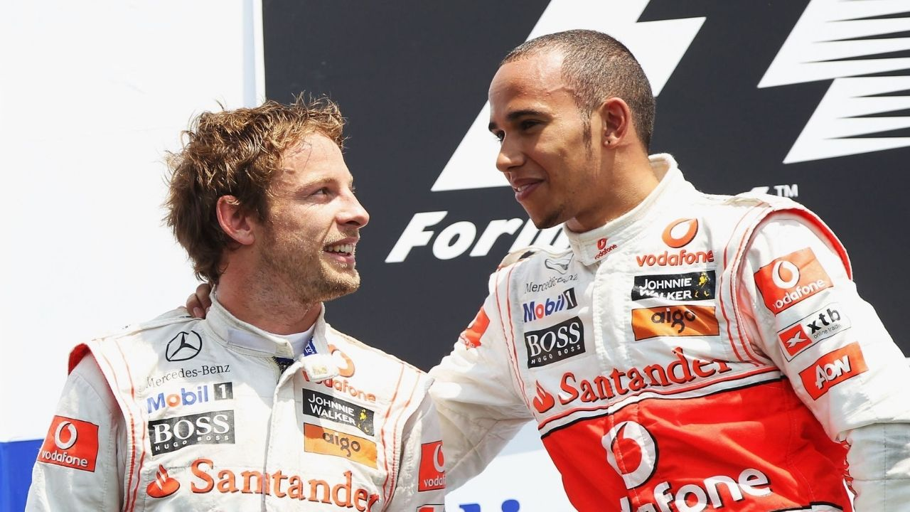 """""""He had a lot of insecurities""""– Former teammate points out Lewis Hamilton's biggest weakness"""