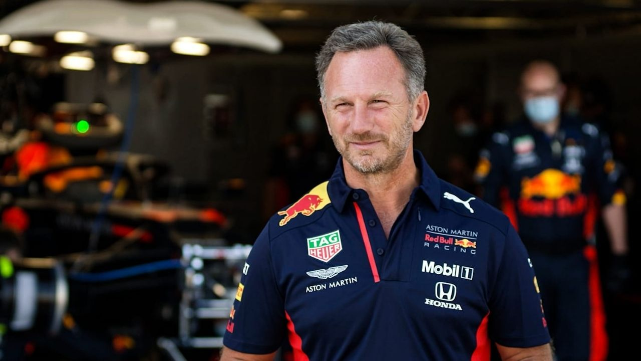 """""""If the camera was facing the other way on our rivals car""""- Christian Horner points at Mercedes' front wing"""
