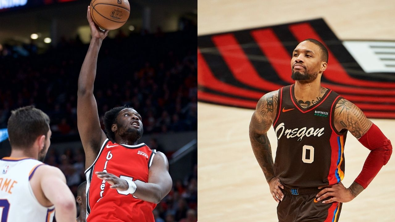 """""""Caleb Swanigan is clearly having some real life issues"""": Damian Lillard reacts to former Blazers player facing jailtime over minor marijuana charges"""