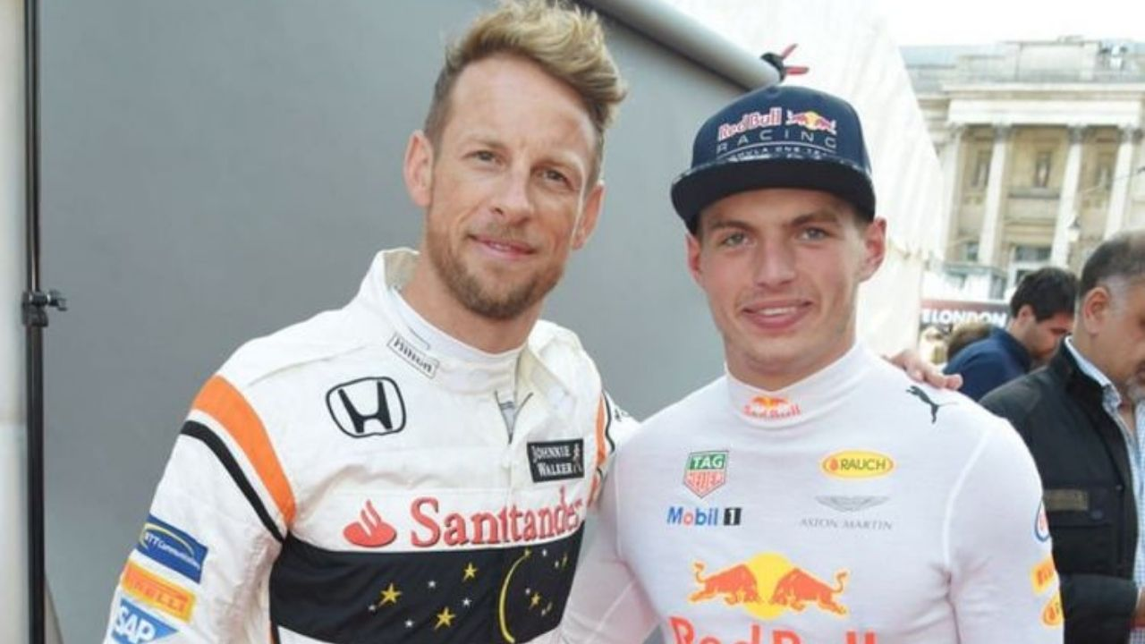 """""""When you're winning, it's difficult to retire"""" - Jenson Button believes Lewis Hamilton is better than Max Verstappen"""