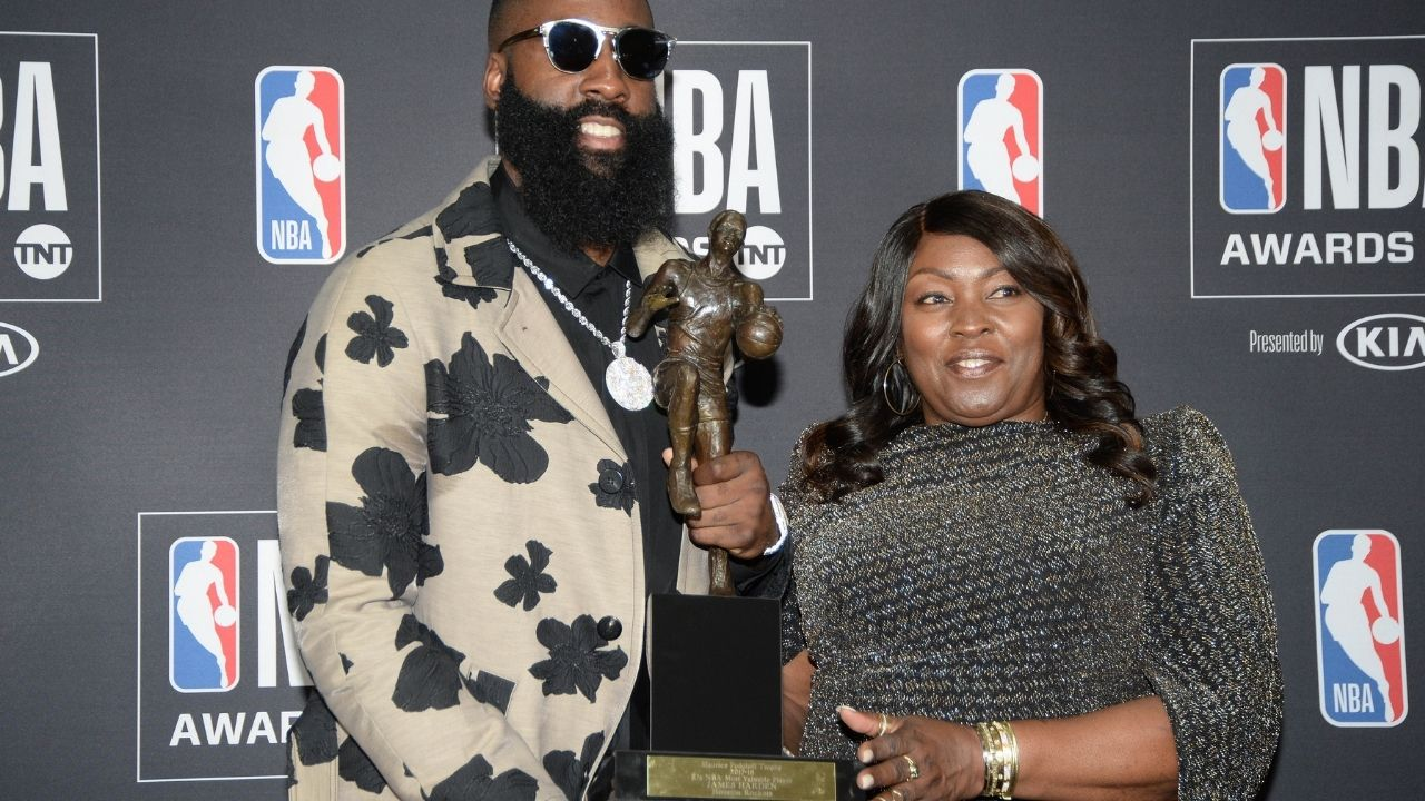 """""""God I hope James Harden makes it to the NBA"""": Nets star's mom prayed he would enter the league after he told her he was going to be a star"""