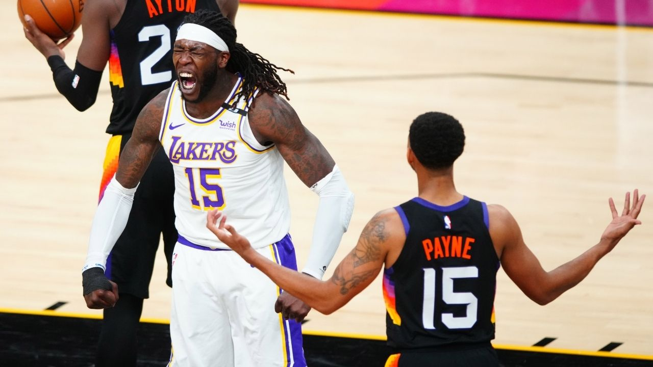 """""""Worst f**king feeling is wasted time"""": Montrezl Harrell sends an NFSW tweet after playing limited minutes in Game 4 against Chris Paul and the Suns"""