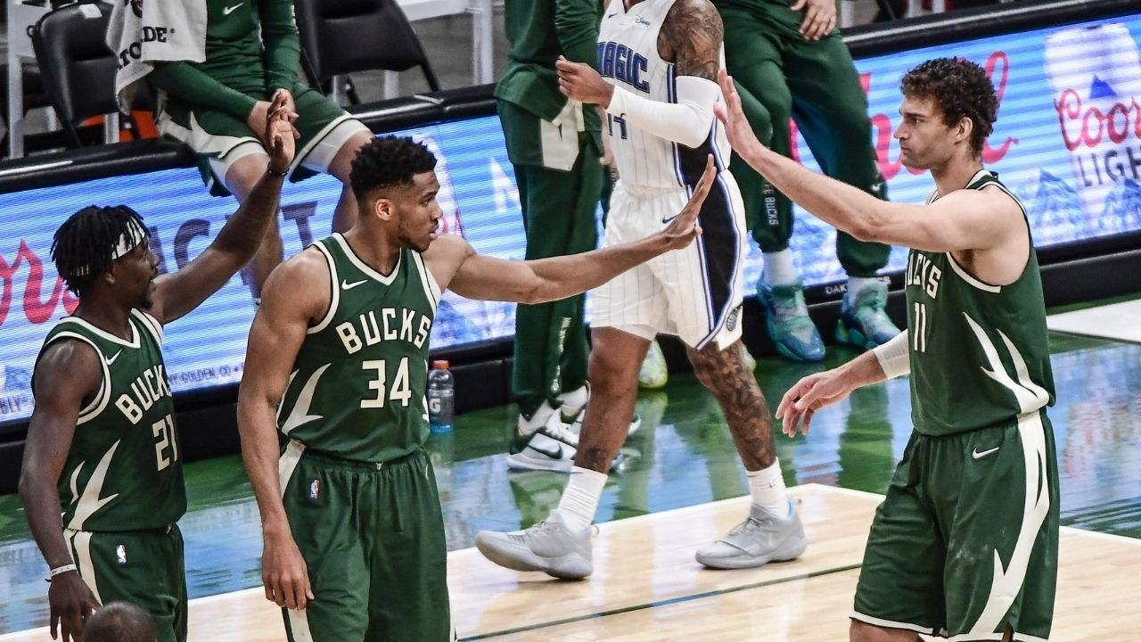 """""""I'm Defensive Player of the Year every year"""": Milwaukee Bucks star talks about being underappreciated as a defender over his career"""