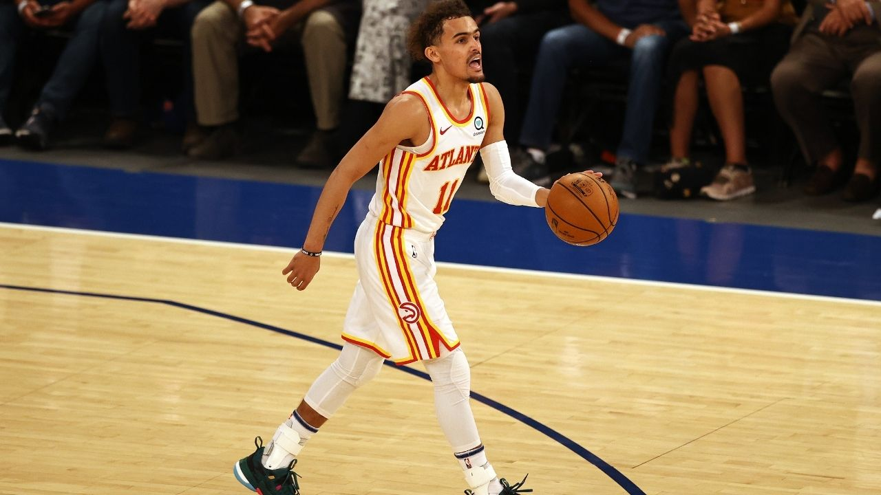 """""""F*** you Trae Young!"""": Knicks fans' blunt rallying cry to demoralize Hawks star at Madison Square Garden as Derrick Rose leads them to Game 2 win"""