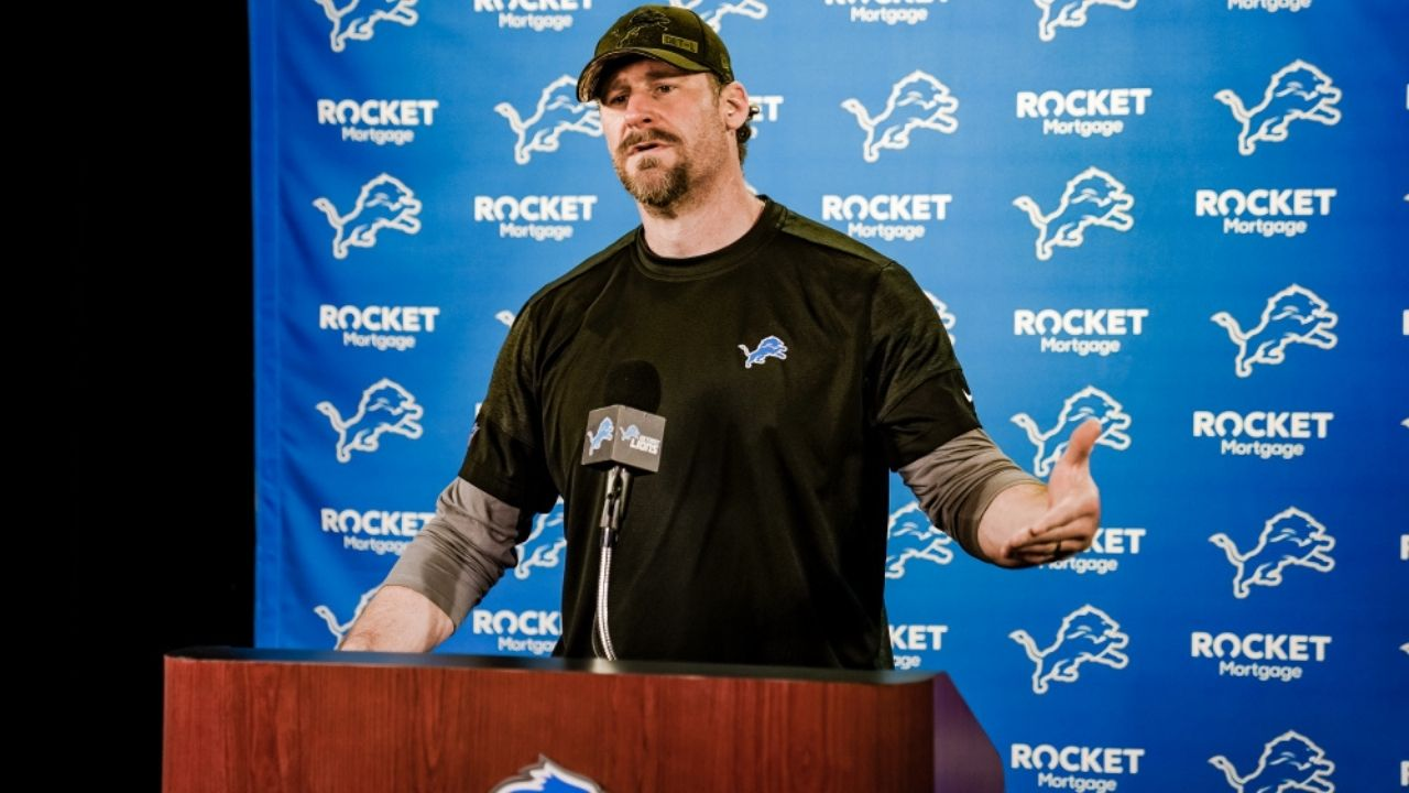 """""""I would love to literally just have a pet lion"""": Dan Campbell Would Give Up an Arm to Win Super Bowl With Detroit Lions"""