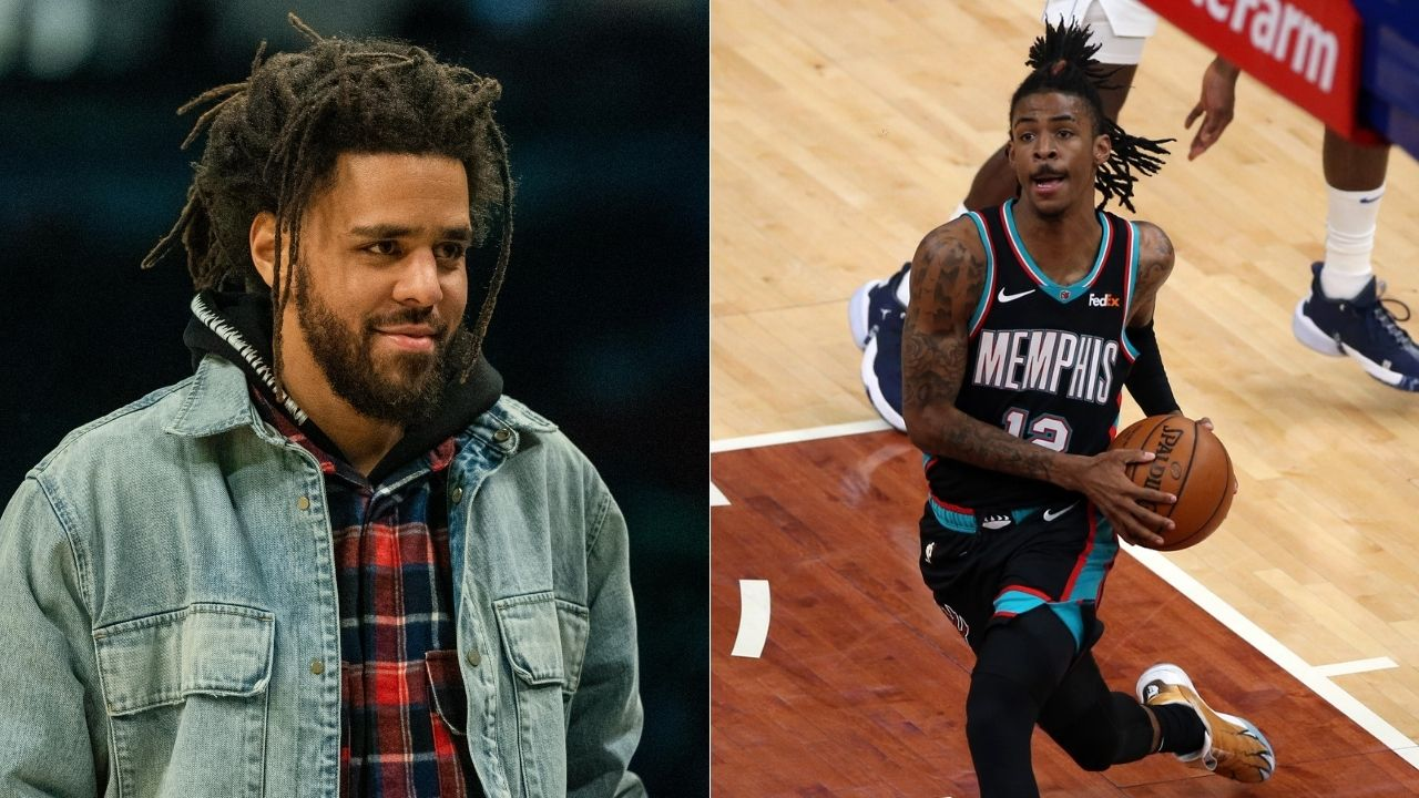 """""""Can't leave the game yet, I feel like LeBron James"""": J Cole shouts out NBA superstars such as Ja Morant and Russell Westbrook on 'The Off-Season'"""