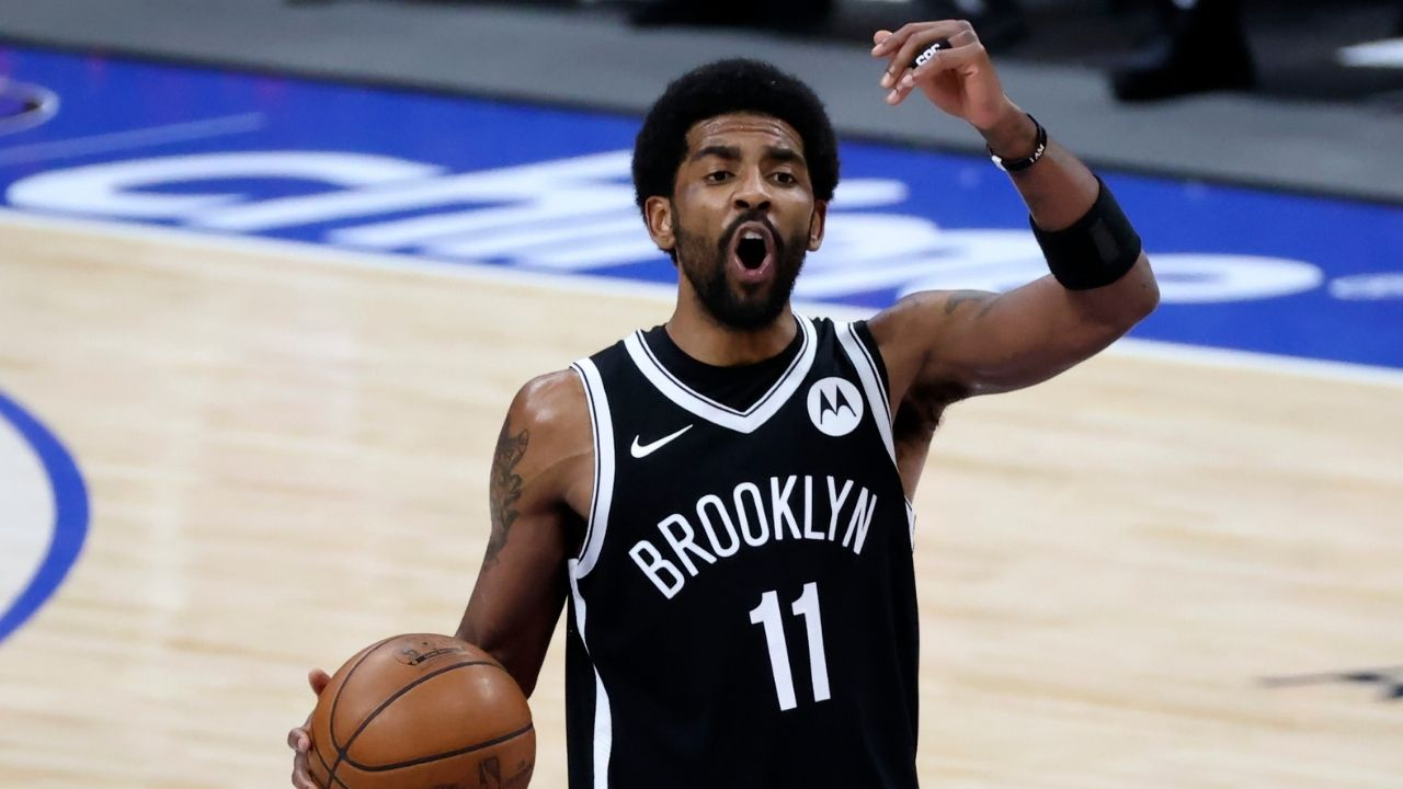 """""""Kyrie Irving you have a JOB to DO! DO your JOB!"""": Stephen A. Smith blasts the Nets star for saying that he's not focused on basketball"""