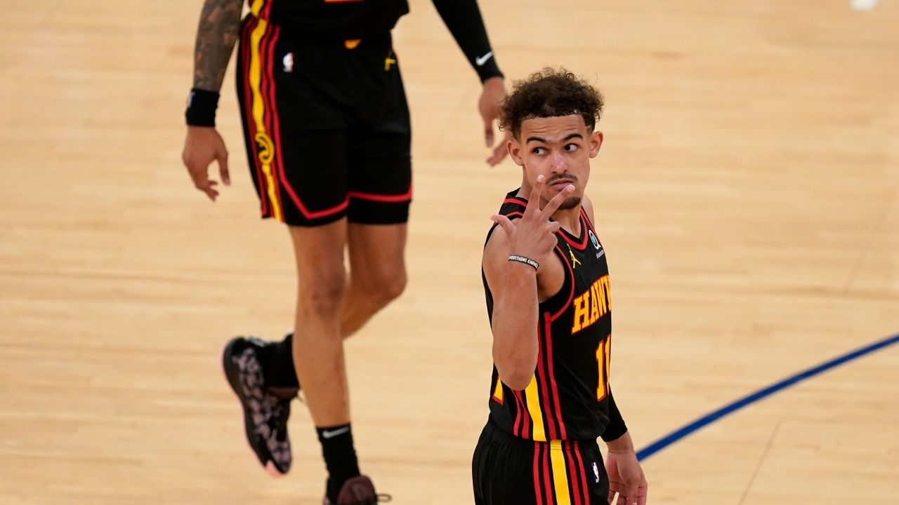 """""""Trae Young, Knicks will teach you a lesson"""": New York City mayor slams Hawks star for not playing basketball the right way by drawing fouls"""