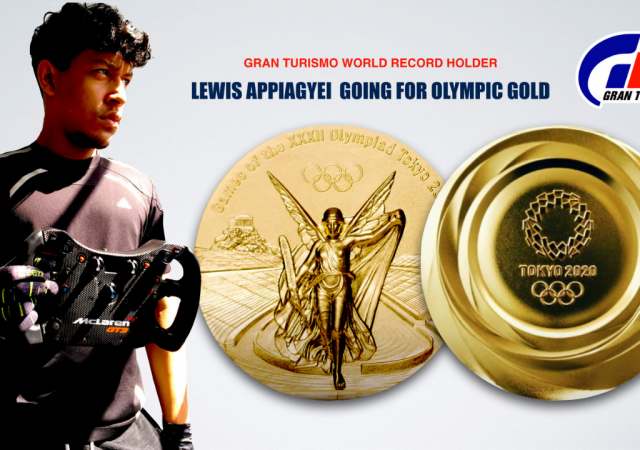 Formula 1 aspirant and Guinness World Record holder Lewis Appiagyei going for Tokyo Olympics gold