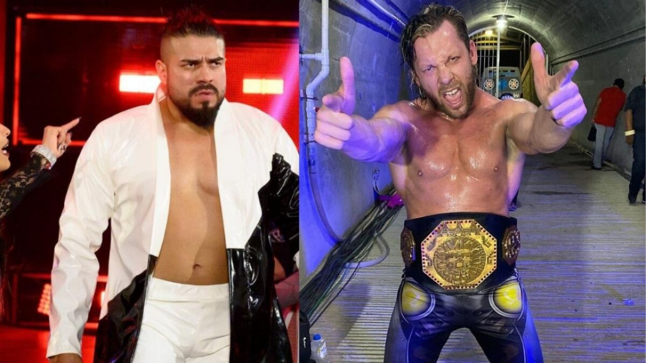 Kenny Omega vs Andrade officially confirmed for Triplemania