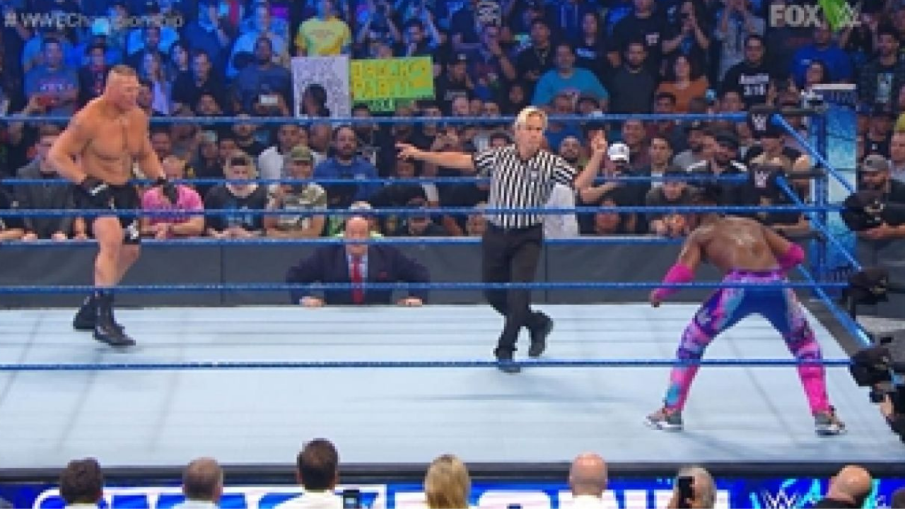 Kofi Kingston comments on WWE Championship squash at the hand of Brock Lesnar