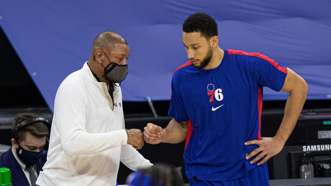 """""""Amazed that people don't see what Ben Simmons does"""": Sixers' Head Coach Doc Rivers praises his star as Philly takes a 2-0 lead over Bradley Beal and his Wizards"""