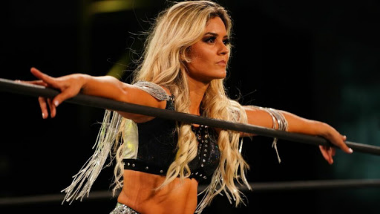 Tay Conti says WWE denied her release to prevent her from joining AEW