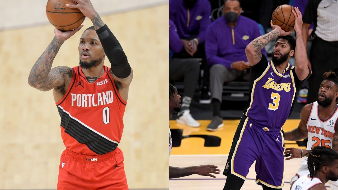 """""""Damian Lillard is Chronos and Anthony Davis is the Brow"""": Villains to star alongside LeBron James in Space Jam 2 have been revealed"""