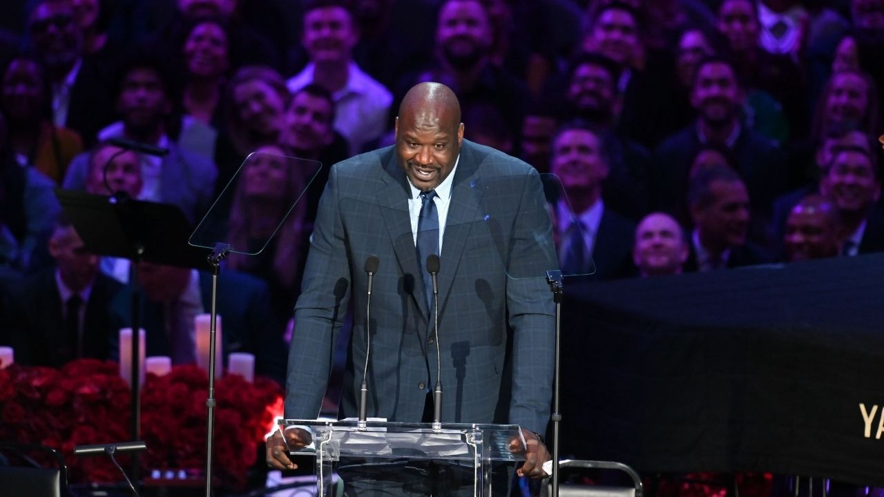 """""""Hell no I'm not rooting for the Clippers!"""": Shaquille O'Neal hilariously refuses to side with Kawhi Leonard and co even after the Lakers first round exit"""