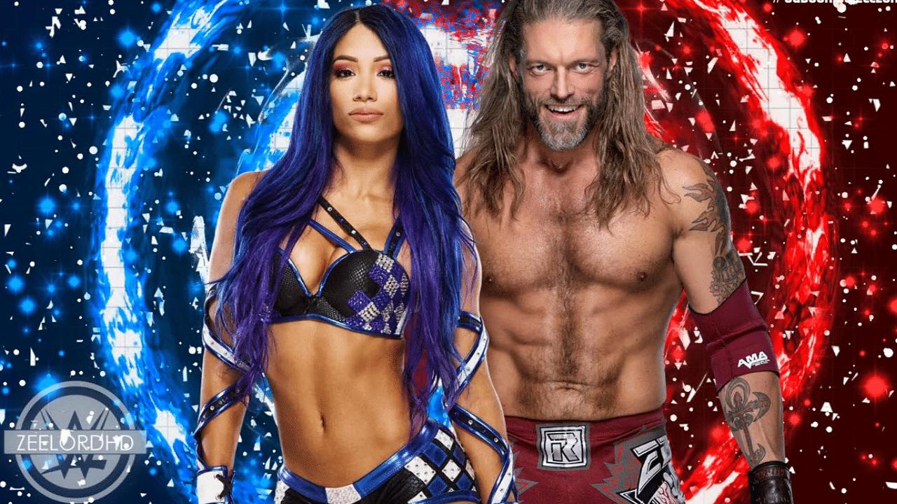 When will Edge and Sasha Banks return to WWE