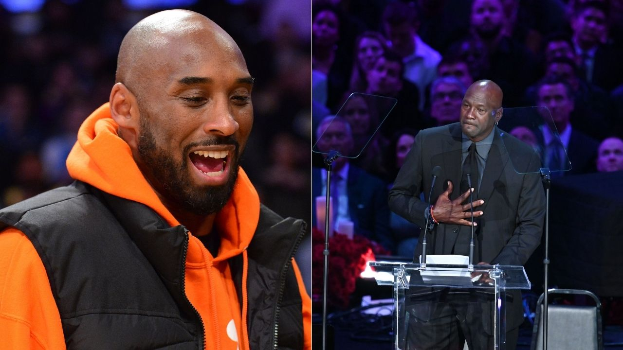"""""""When Kobe Bryant died, a part of me died too"""": Michael Jordan knew it would be either him or Shaquille O'Neal inducting the Lakers legend to the Hall of Fame"""
