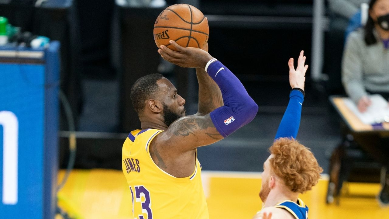 """""""LeBron James and co will not advance past second round"""": Skip Bayless adamant about Lakers' postseason chances vs Blazers and Clippers this year"""