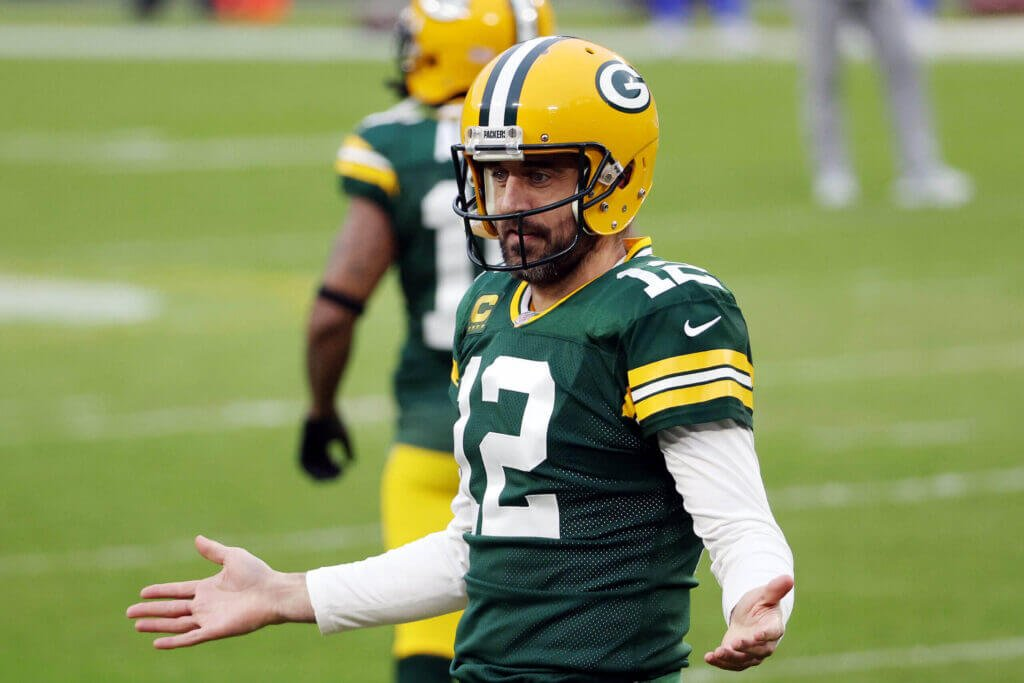 """""""Aaron Rodgers has played like a failed Jeopardy host"""": NFL Fans blast Packers QB after embarring game against the New Orleans Saints in Week 1"""