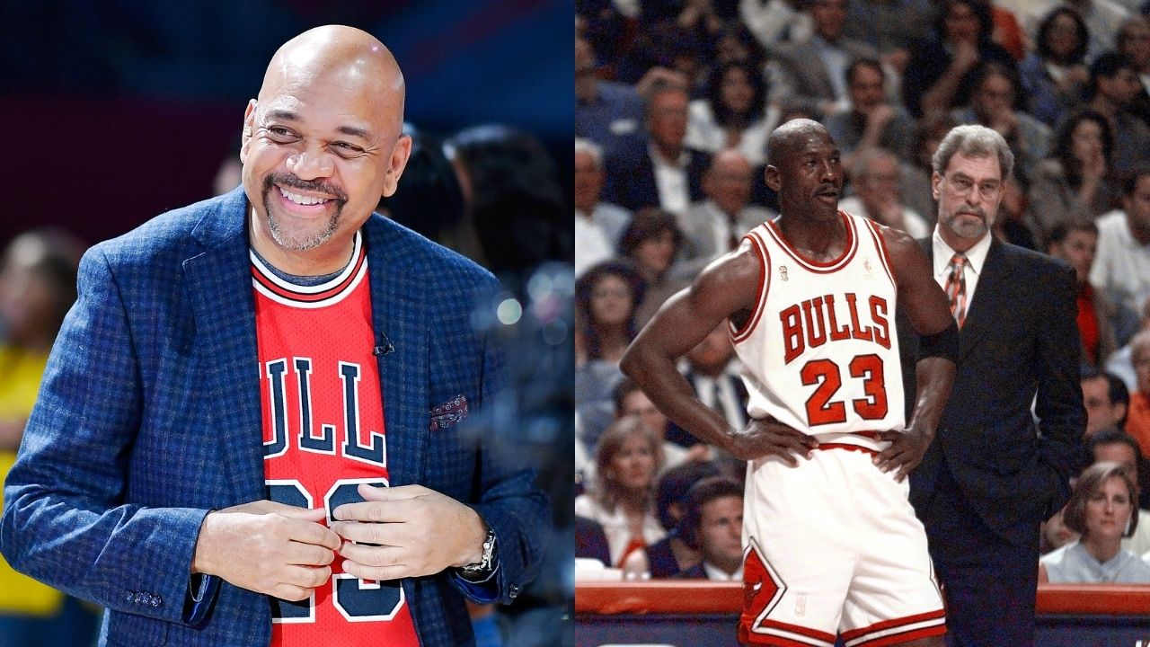 """""""I've never seen Space Jam"""": Michael Wilbon hilariously admits to never seeing Michael Jordan on the big screen ahead of his own Hall of Fame Induction"""