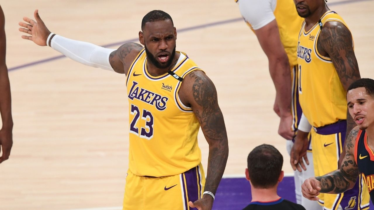 """""""Why does LeBron James get to go and party but Lou Williams gets suspended?"""": Kwame Brown questions NBA's double standards in not banning the Lakers star vs Suns"""