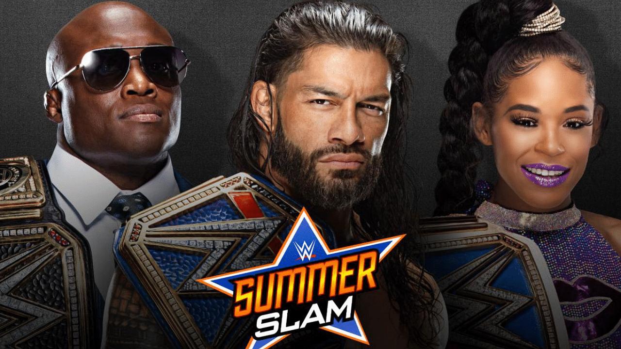 WWE announce SummerSlam 2021 date