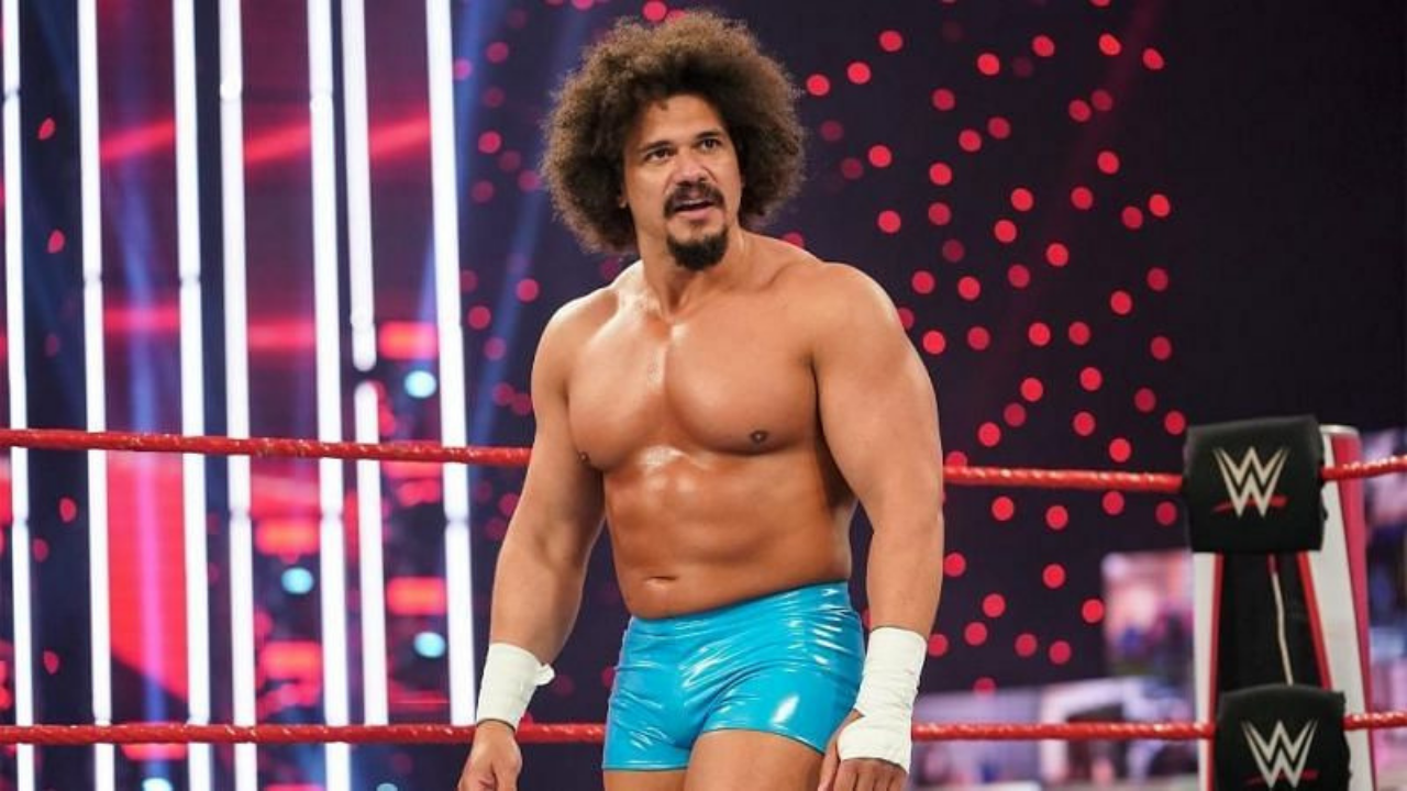 Carlito refutes claims of him not having passion for wrestling