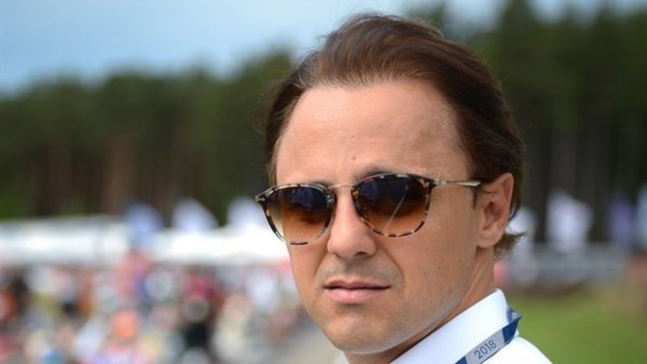 """""""Even then he did well compared to Max""""– Felipe Massa"""