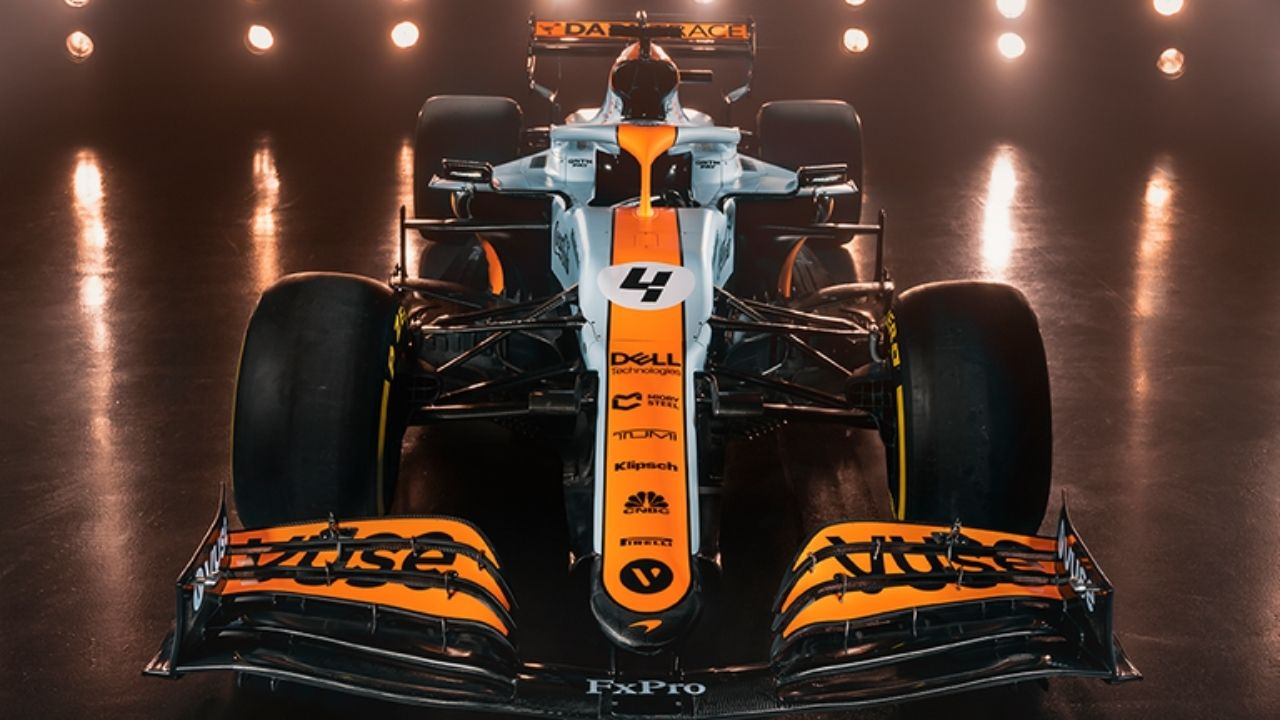 """""""It looks even better than our current livery""""– Lando Norris on Monaco GP livery"""