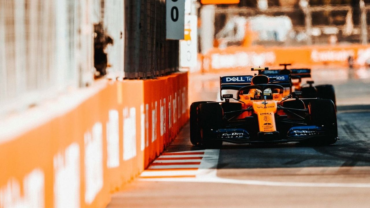 """I can be half-confident, half-nervous""– Lando Norris on upcoming race in Baku"