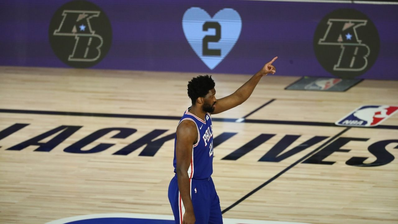 """""""Kobe Bryant is my favorite player"""": Joel Embiid explains impact of the Lakers legend on him and credits his success on the Sixers to him"""