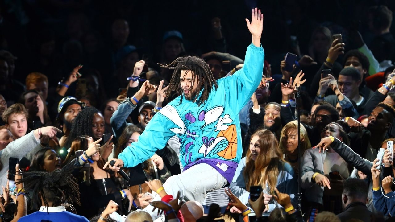 """""""J Cole and Andre Drummond in the African league"""": NBA fans react to news of superhit rapper signing to play in the Basketball Africa League"""