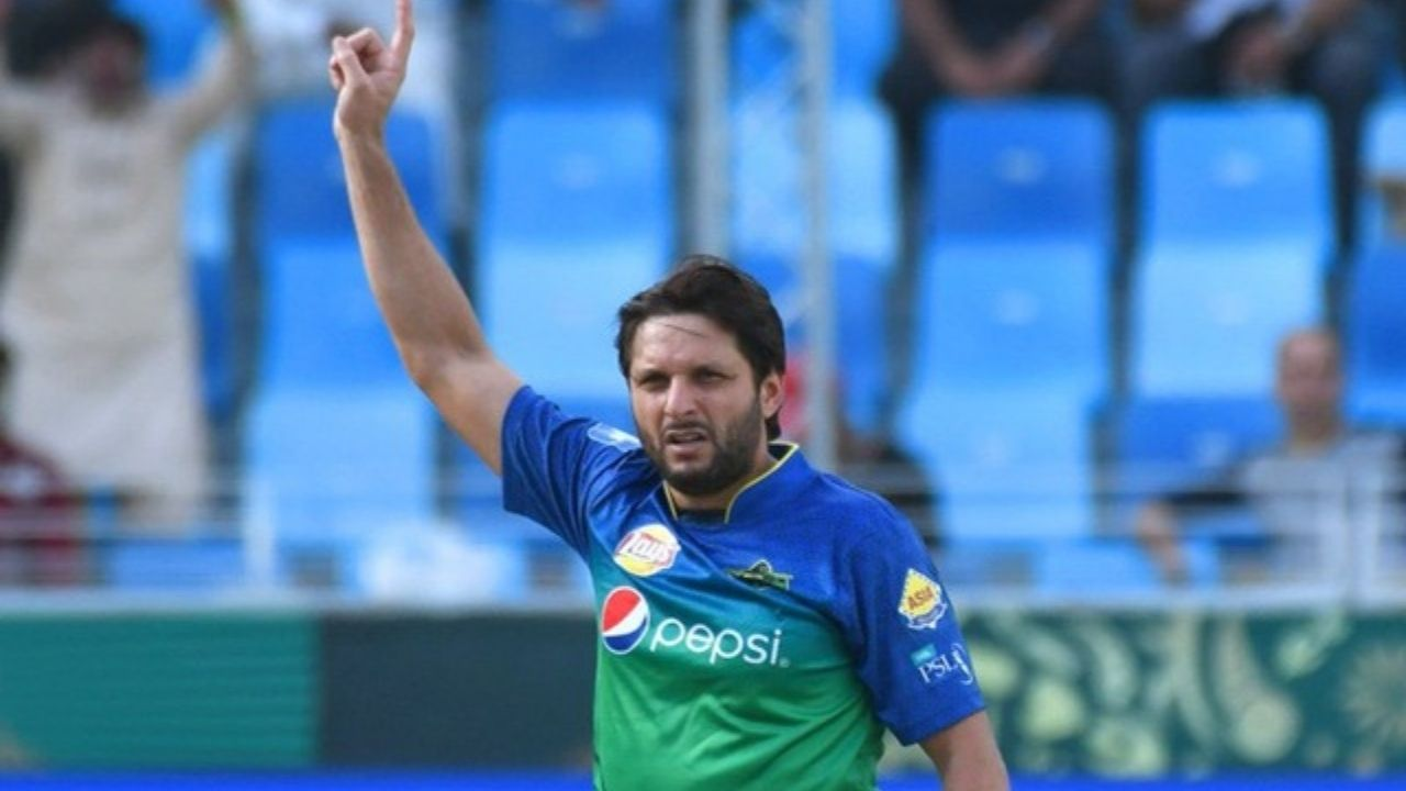 PSL 2021: Why has Shahid Afridi been ruled out of Pakistan Super League 2021?