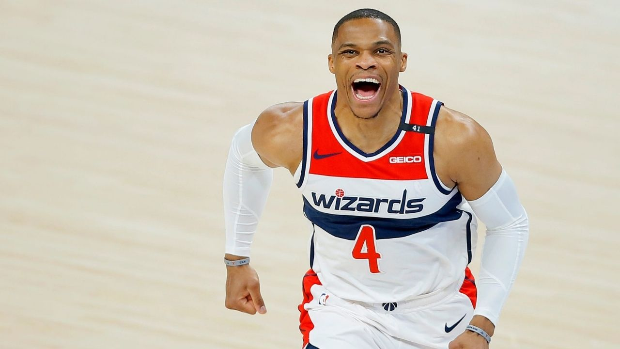 """""""I'm the best playmaker in the NBA"""": Russell Westbrook sings his praise amidst incredible triple double run with the Wizards"""