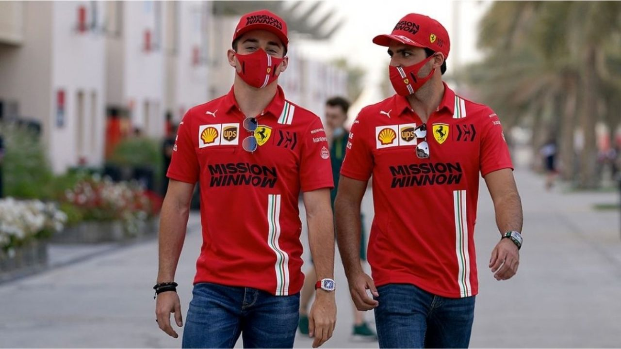 """""""A great dynamic between Charles and Carlos"""" - Ross Brawn confident Ferrari will challenge Red Bull and Mercedes soon"""